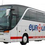 """""""Wann komt der Bus?"""" Een avontuur met Eurolines"""