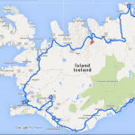 De circumnavigatie van IJsland, deel 1