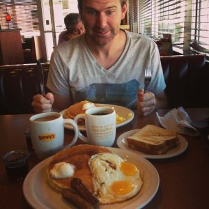 ontbijt denny's usa