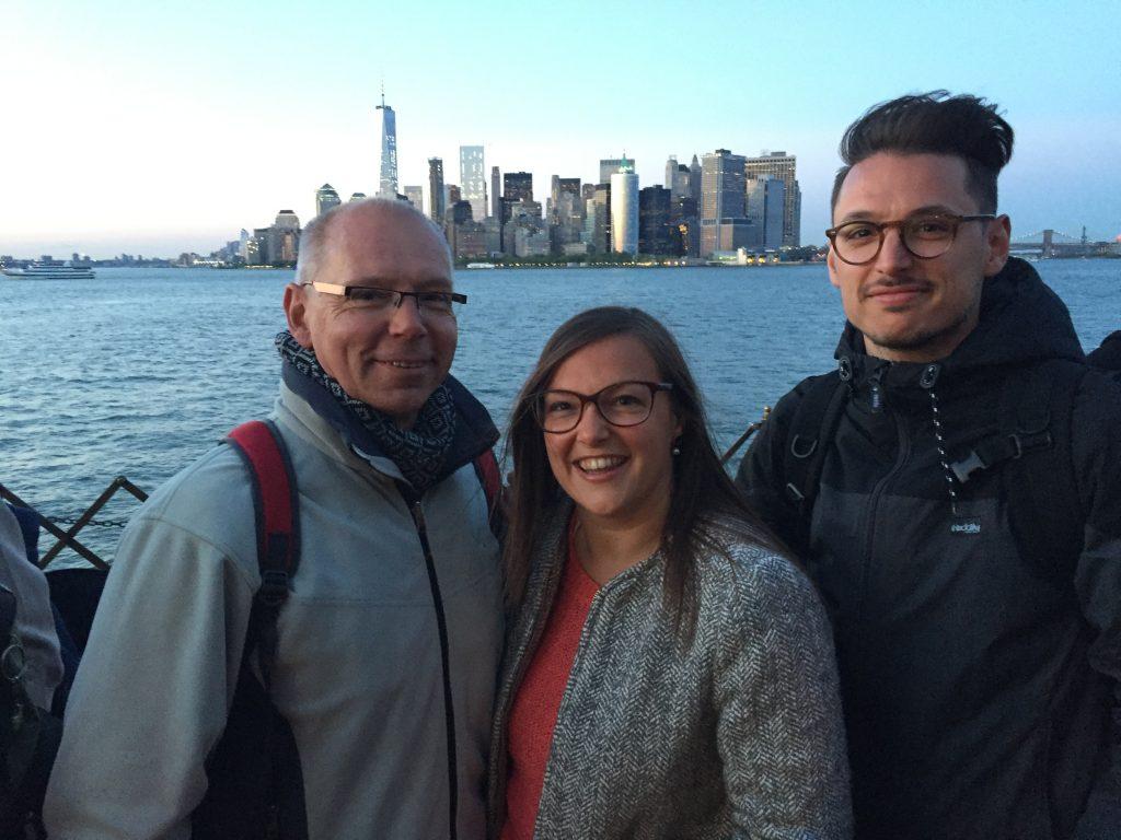 staten island ferry familie