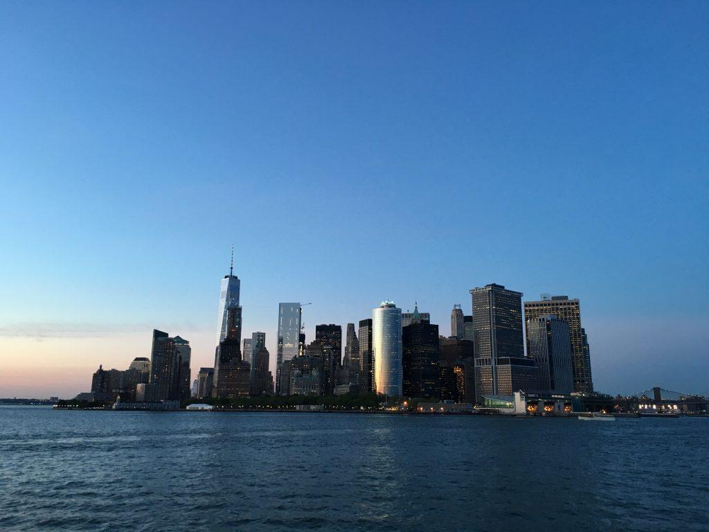 staten island ferry Manhattan