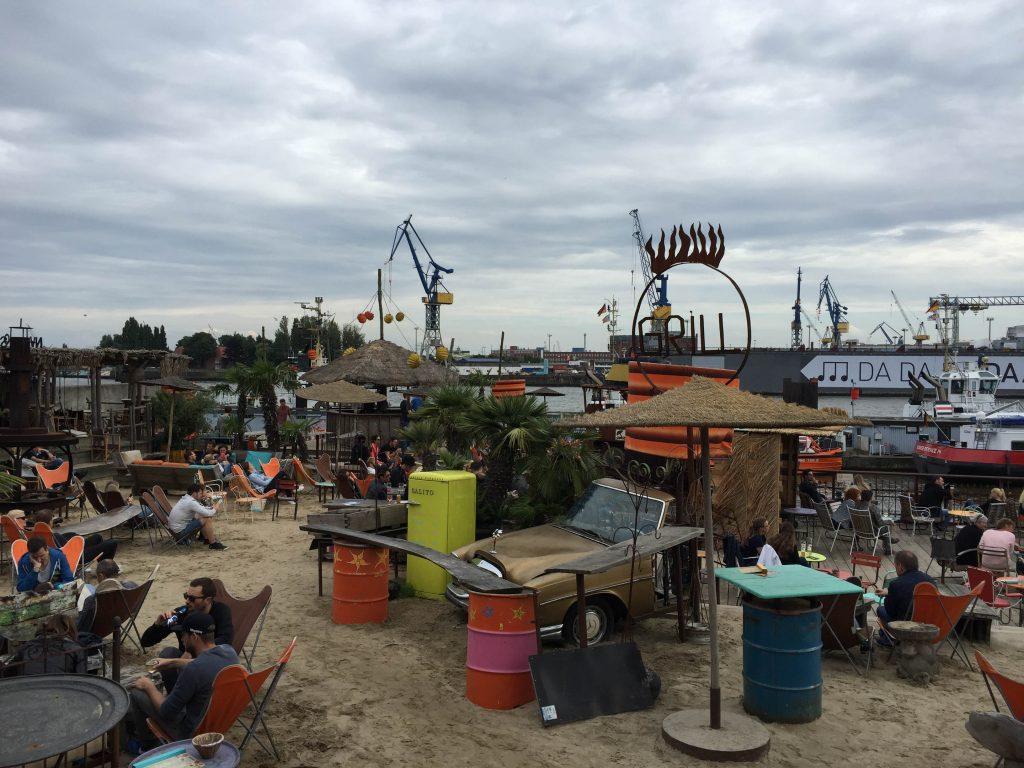 Strandbar Pauli Hamburg