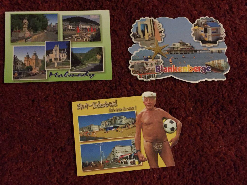 kaartjes uit blankenberge sint-idesbald en malmedy